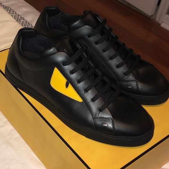 Leather Sneakers   Poshmark